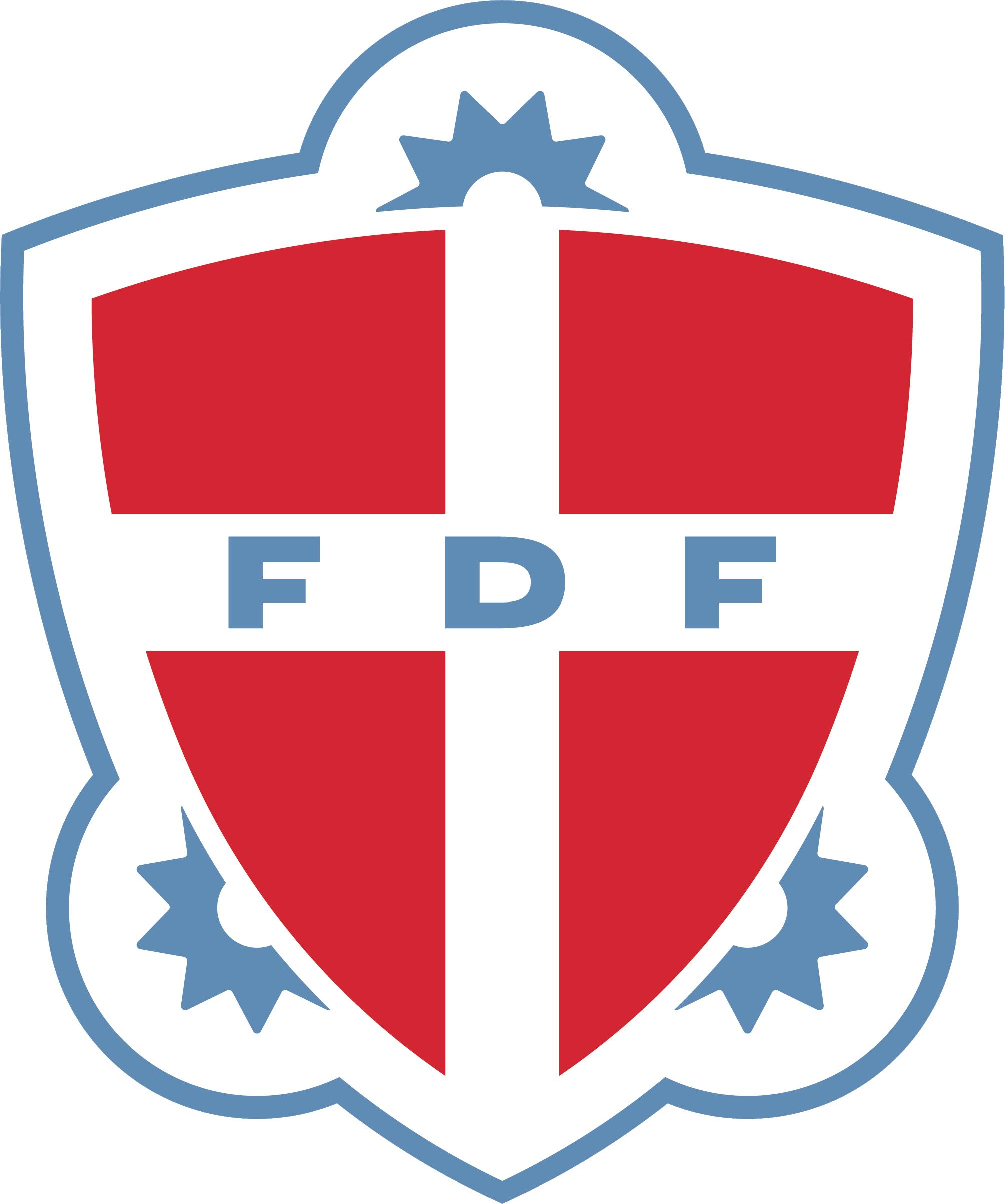 FDF Skjold og logo